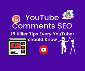 YouTube Comments SEO