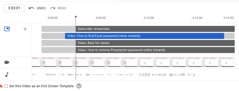 youtube end screen time change