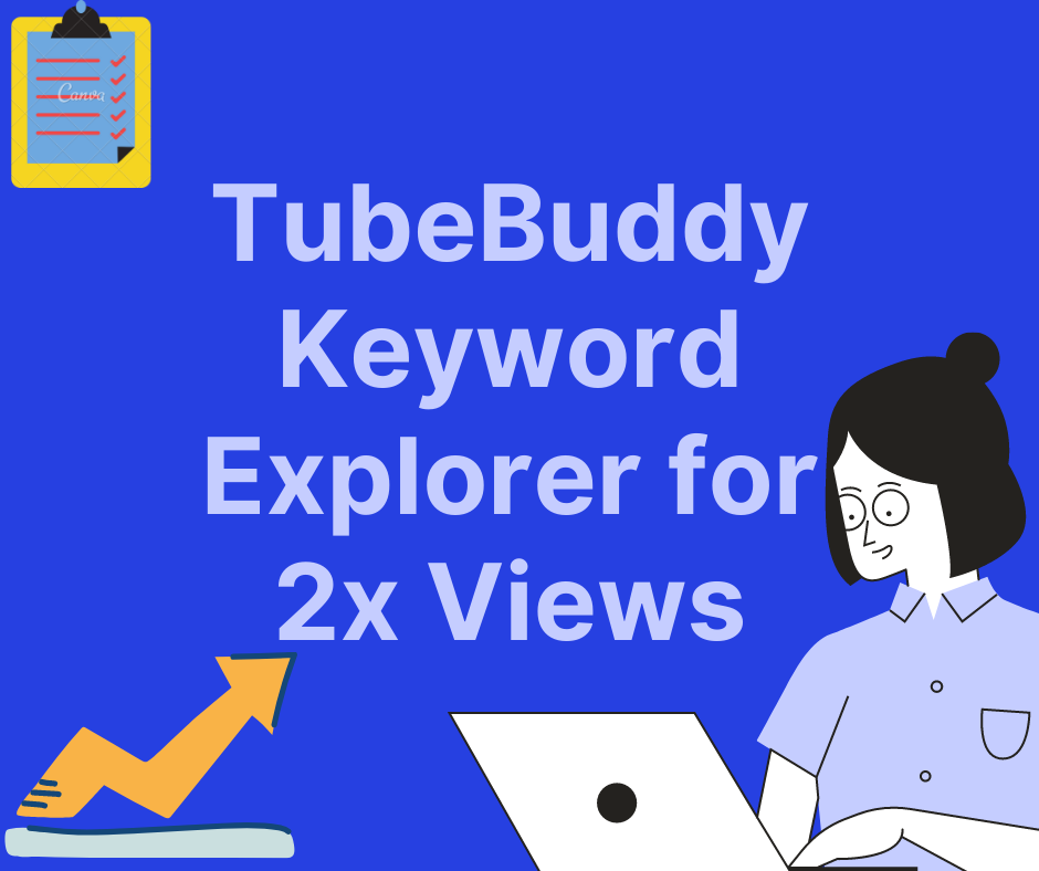 tubebuddy keyword explorer feature